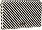 Kate Spade Seersucker Vionette Purse | Patent Leather Convertible Clutch