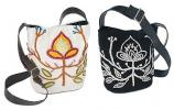 Fair Trade Jenny Krauss Bags | Embroidered Purses Empower South American Women