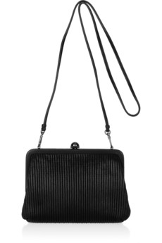 Reed Krakoff Ribbed Leather Clutch