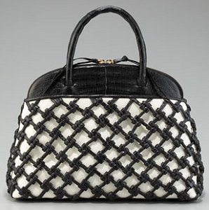 Nancy Gonzalez Panama Satchel