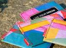 Holstee's New Delhi Rang Wallet | Label Reinvents Recycled Purse with Plastic Bags