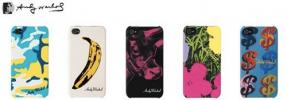 Incase's New Andy Warhol Tech Accessories | Art Printed Laptop Bags & iPhone Cases