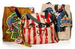 Vivienne Westwood Designs New Ethical Fashion Africa Project Bag    Sustainable Purses from Recycled African Materials