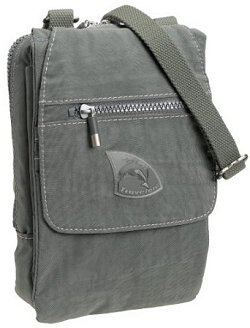 Travelon Dolphin Slim-Line Essentials Bag