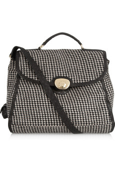 See By Chloe Carmen Tweed Satchel
