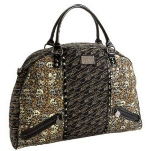 Ed Hardy Quiana Carry On Bag