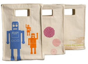 Graze Organic Lunch Totes