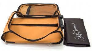 Jen Groover Collapsible Luggage