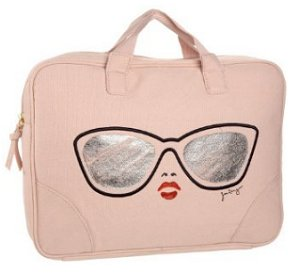 Juicy Couture Perfume Pink Laptop Bag