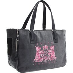 Juicy Couture Scottie Bling Pet Tote