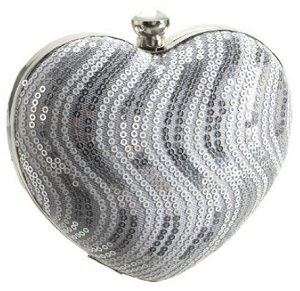 Magid Heart Clutch