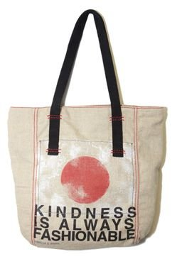Rachel Roy Kindness is Always Fashionable Tote