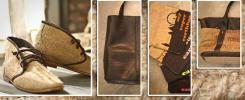 Upcycled Accessories from Super Earth Goods   Sustainable Trash to Treasure Handbags