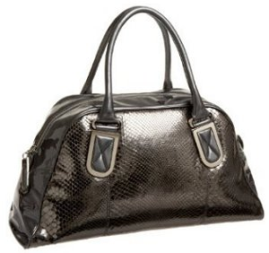 Badgley Mischka Tess Dome Satchel