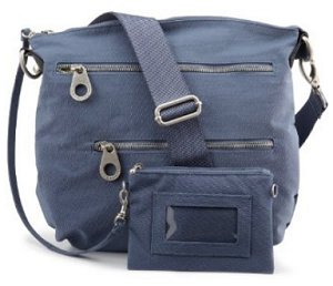 Baggallini New Yorker Crossbody Bag