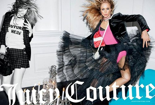 Juicy Couture Fall Ad