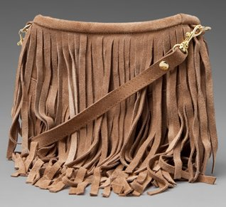 JJ Winters Fringe Bag