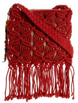Lucky Brand On the Fringe Cross-Body Bag
