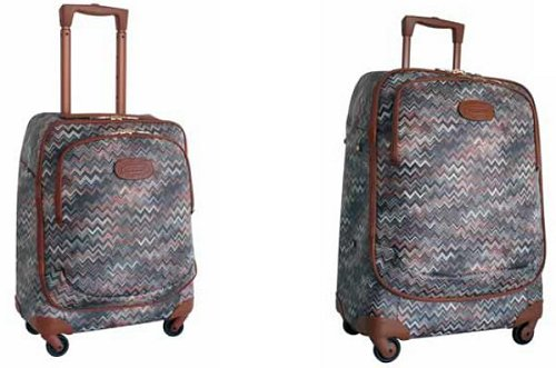 Missoni Brics Suitcases