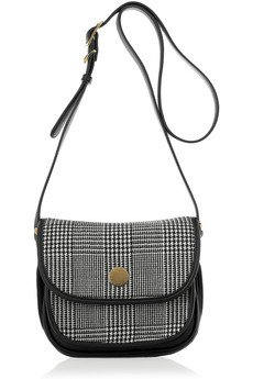 Stella McCartney Prince of Wales Shoulder Bag