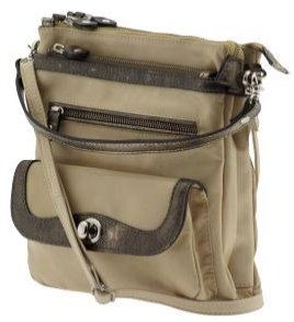 Tano Slick Shift Messenger Bag