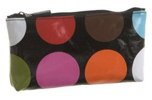 Tepper Jackson Aero Dot Cosmetics Purse