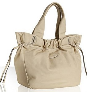 Tods Shirt Tote
