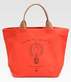 Anya Hindmarch Inspire Tote