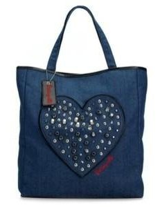 Betseyville Heart-Y Girl Shopper