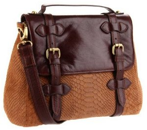 Cynthia Vincent Anderson Messenger Bag