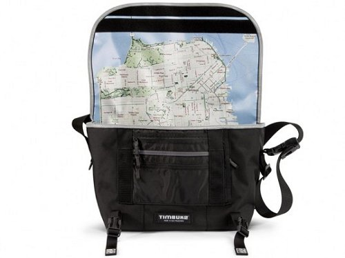 Timbuk2 Map Messenger Bag