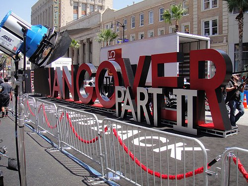Hangover 2 Marquee