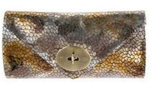 JJ Winters Tiny Turtle Clutch