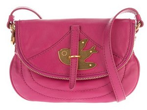 Marc by Marc Jacobs Petal to the Metal Cross-Body Bag