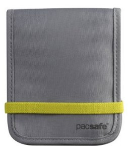 Pacsafe Blocking Bifold Wallet