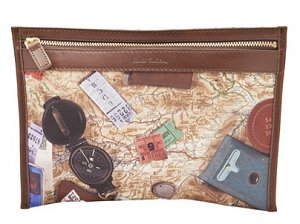 Paul Smith Printed Travel Pouch