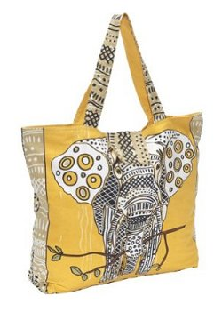 Echo Design Elephant Tote