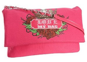 Tianni Rose Tattoo Cross-Body Bag
