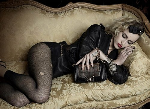 Alice Dellal Chanel Boy Ad