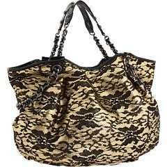 Betsey Johnson Royal Lace Tote