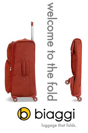 Biaggi Foldable Luggage