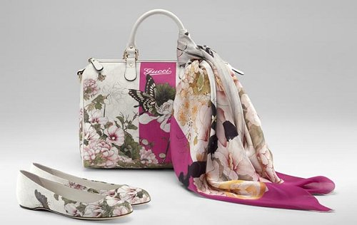 Gucci Flora Accessories