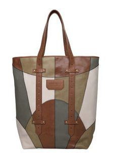 Proenza Schouler Patchwork Shopping Tote