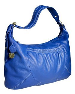 Alla Leather Art Tarantella Weekender Shoulder Bag
