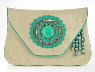 Antik Batik Nook Clutch
