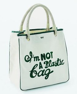 Anya Hindmarch Im Not a Plastic Bag Tote