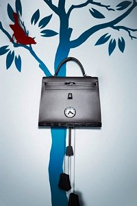 Hermes Kelly Clock