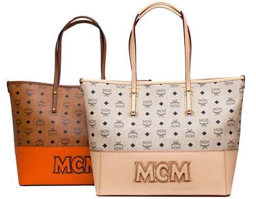 MCM Heritage Shoppers