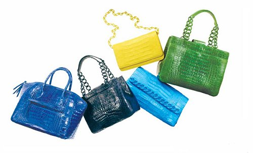 Nancy Gonzalez Chain Event Bags