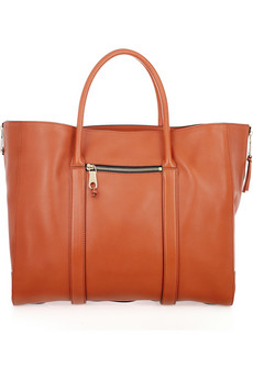 Chloe Madeline Leather Tote